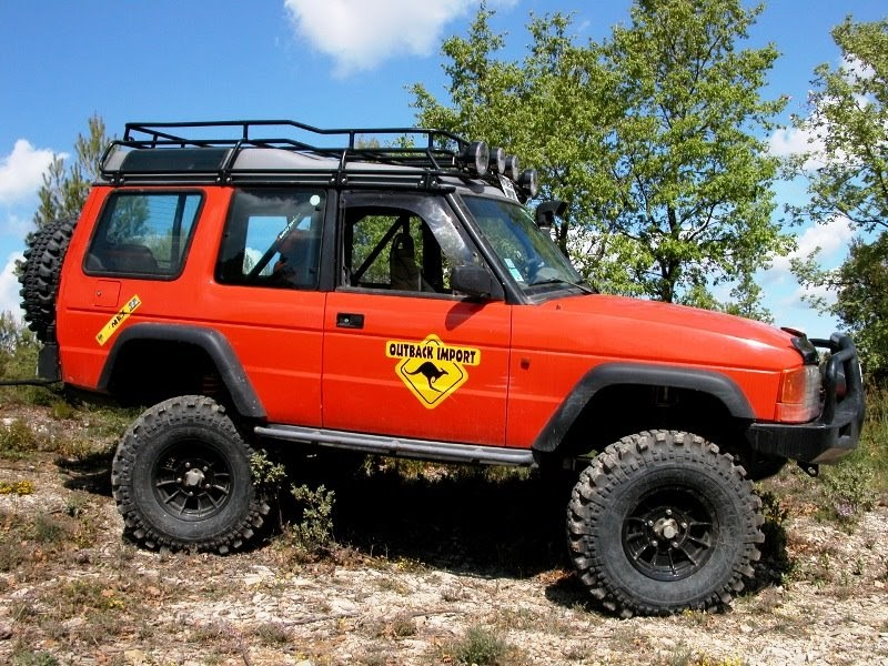 Roverine Land Rover Blog 2 Door Discovery